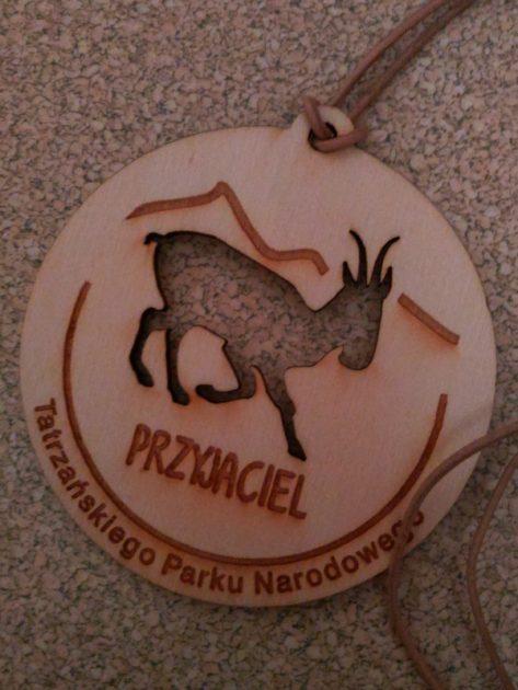 Przyjaciel TPN - medal