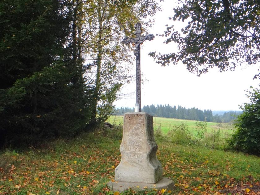 Krzyż z Beniowej.