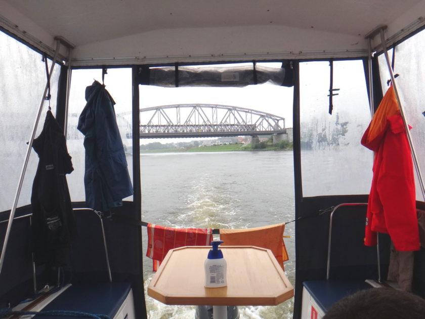 Na pokładzie hausbota