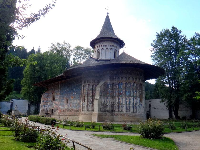 Klasztor Voronet