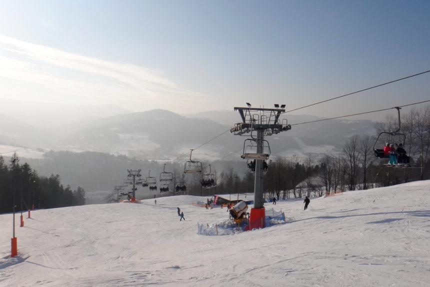 Stacja narciarska Nowa Osada w Wiśle