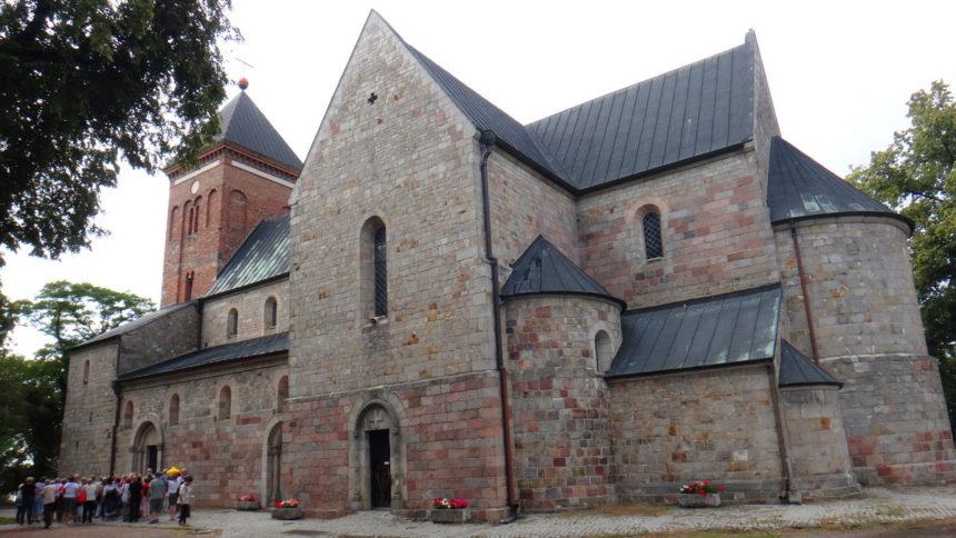 Kolegiata św. Piotra i Pawła w Kruszwicy.