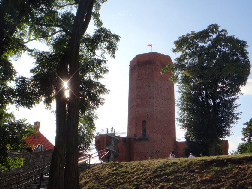 Mysia Wieża w kruszwicy.