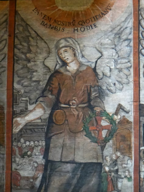 Anioł z Binarowej.