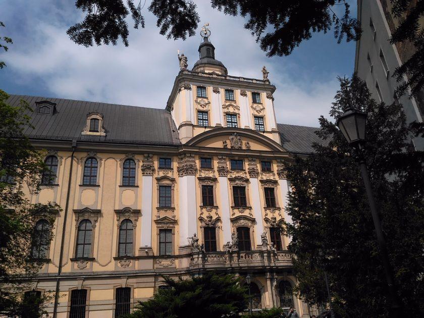 Uniwersytet Wrocławski.