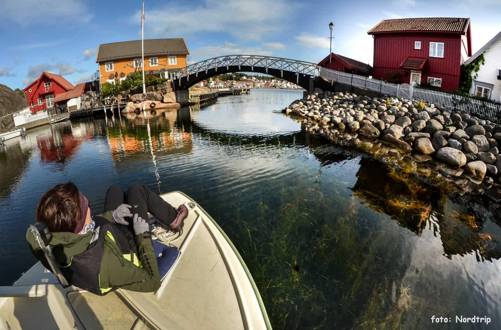 Rejs po Norweskiej Riwierze.