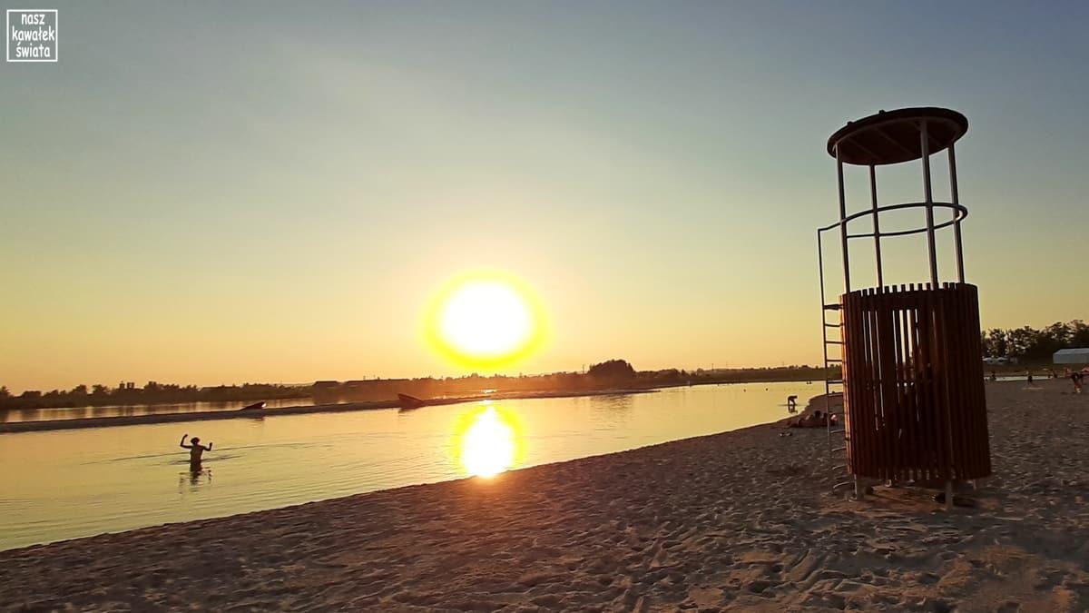 Kuter Port - plaża