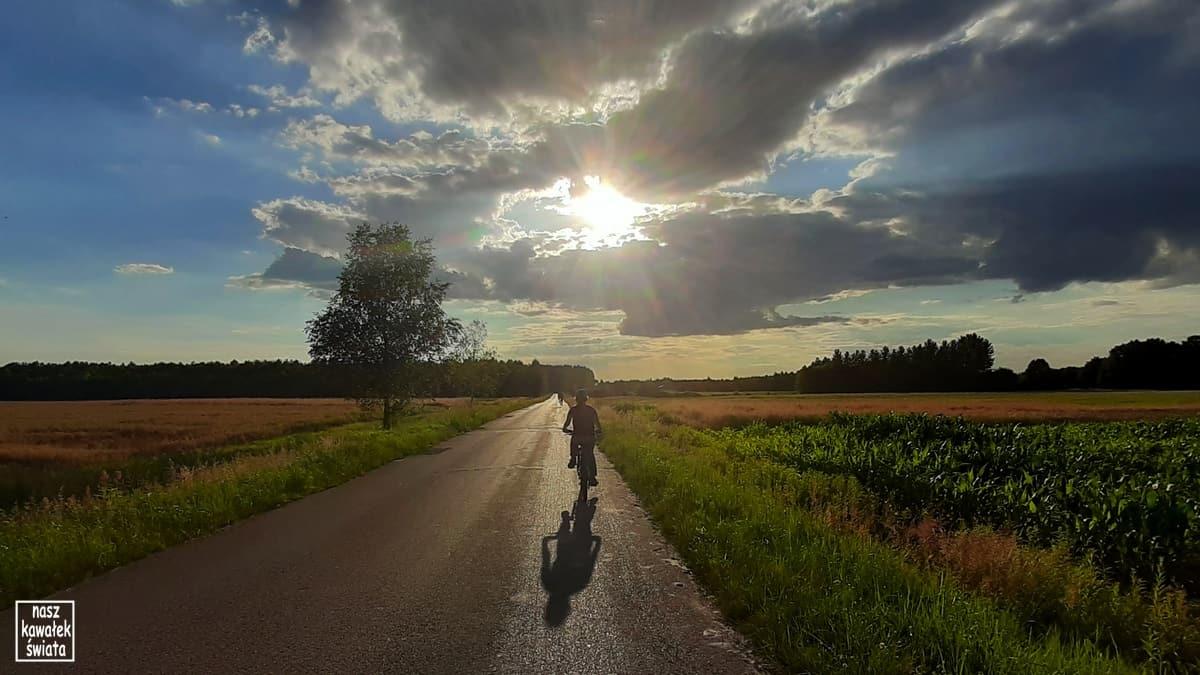 Roztocze - rowerowy raj.