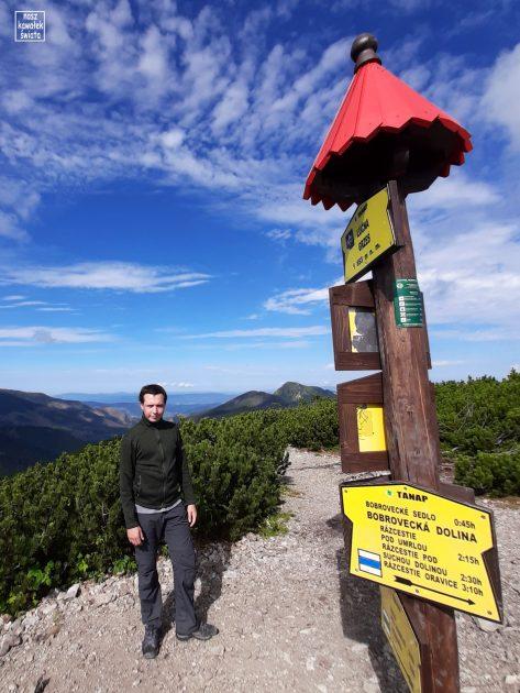 Na szczycie Grzesia