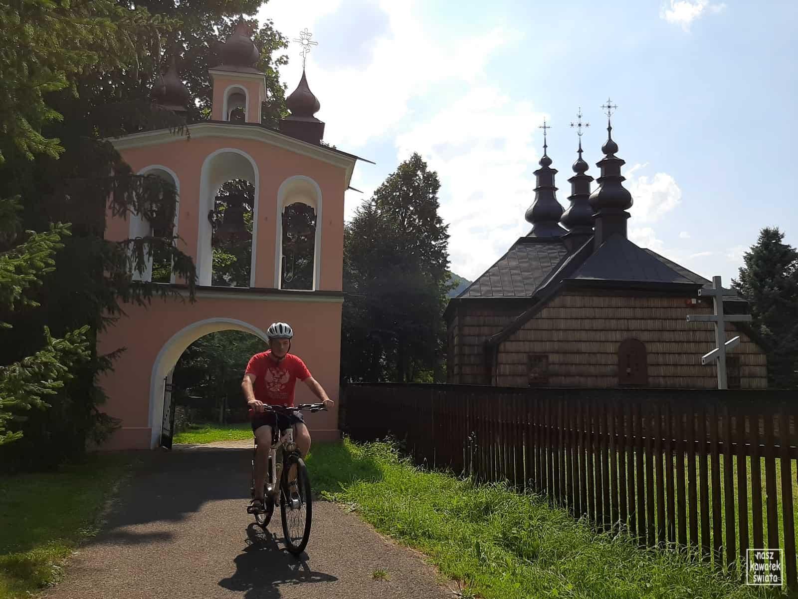 Cerkiew w Łosiu.