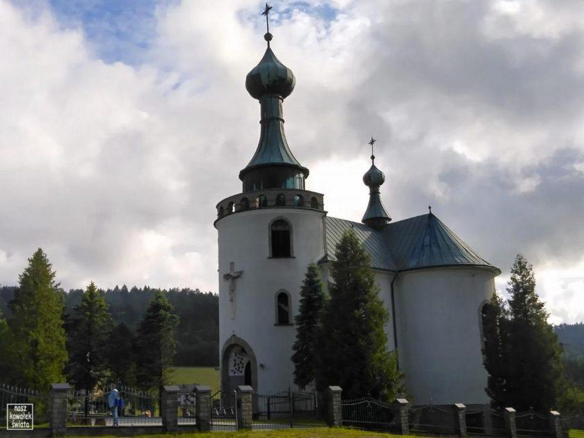 Kościół w Klimkówce.
