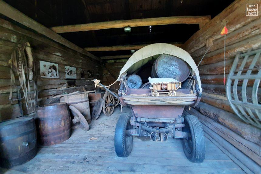Wóz maziarzy - seker