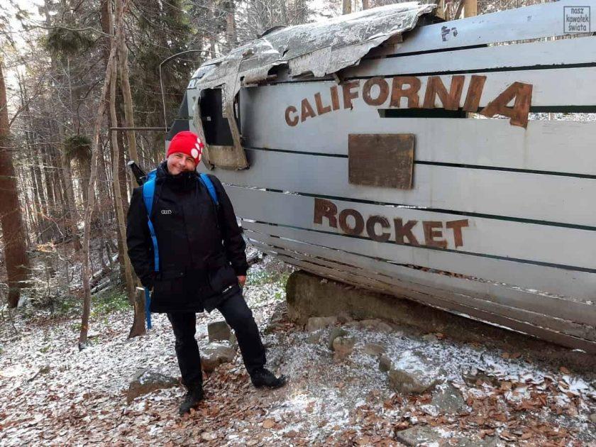 "Liberator ""California Rocket"""