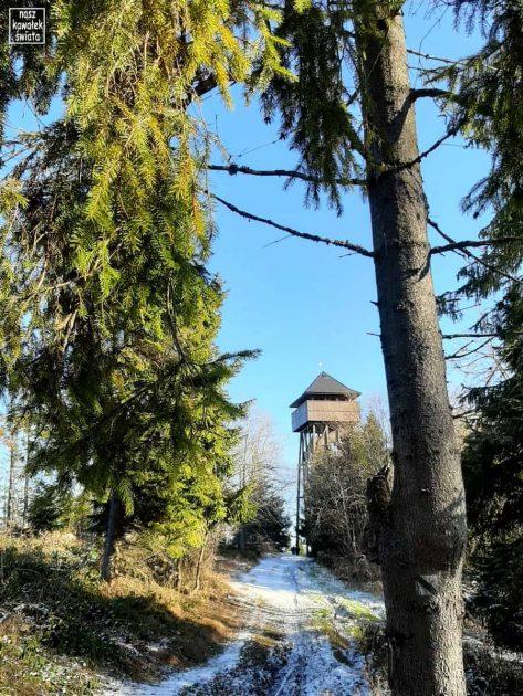 Magurki - wieża widokowa