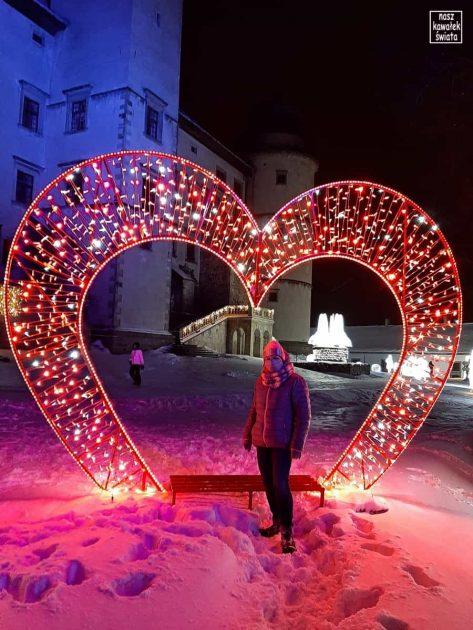 Walentynki na zamku w Wiśniczu