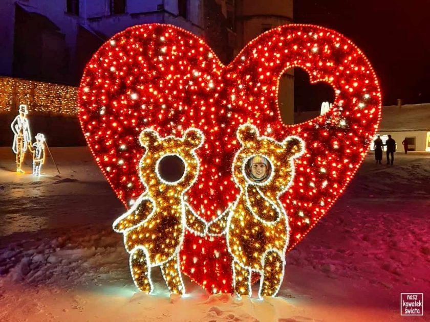 Walentynki na zamku w Nowym Wiśniczu