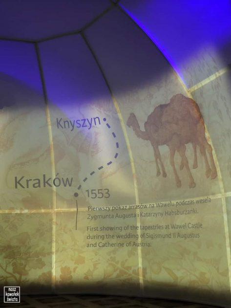 Film na wystawie Powroty 2021-1961-1921