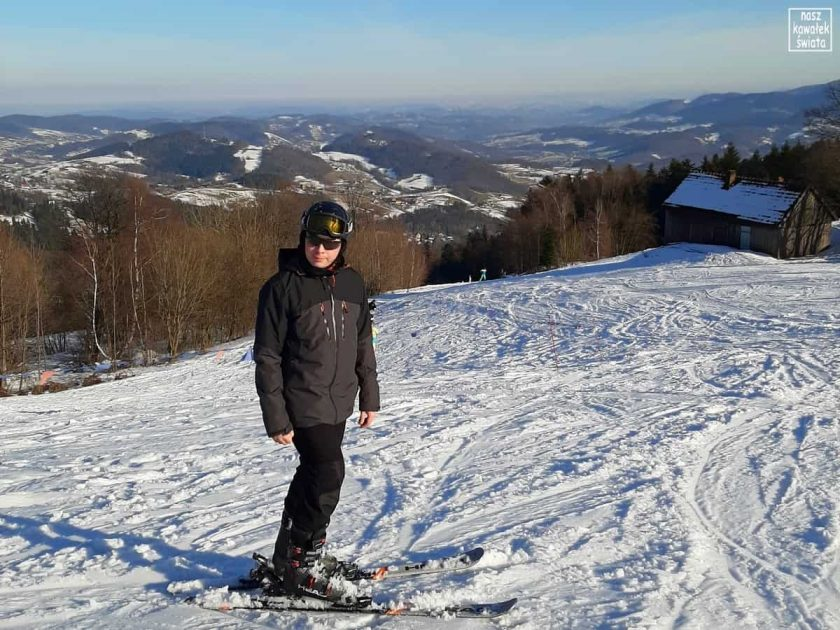 Laskowa Ski - trasa nr 2