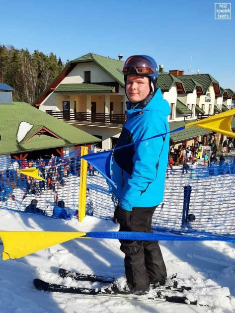Laskowa Ski - dolna stacja kolejki