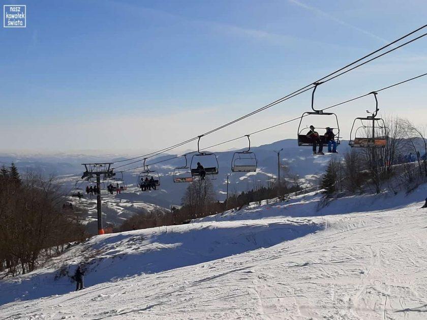 Laskowa Ski - wyciąg krzesełkowy