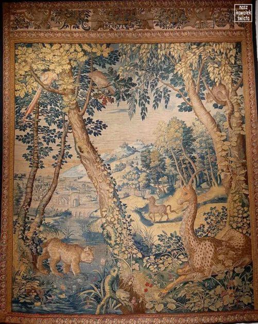 Werdiura z kolekcji Zygmunta Augusta