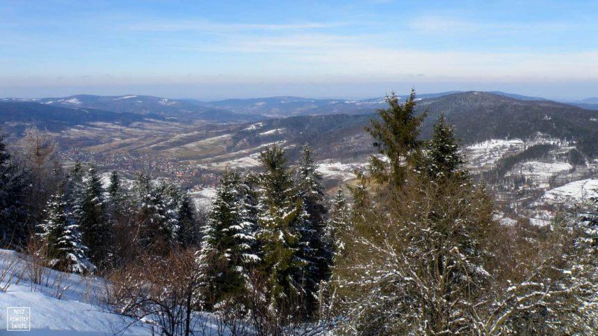 Luboń Wielki - panorama