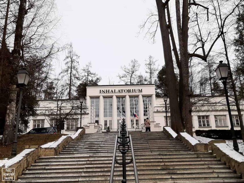 Inhalatorium w Szczawnicy