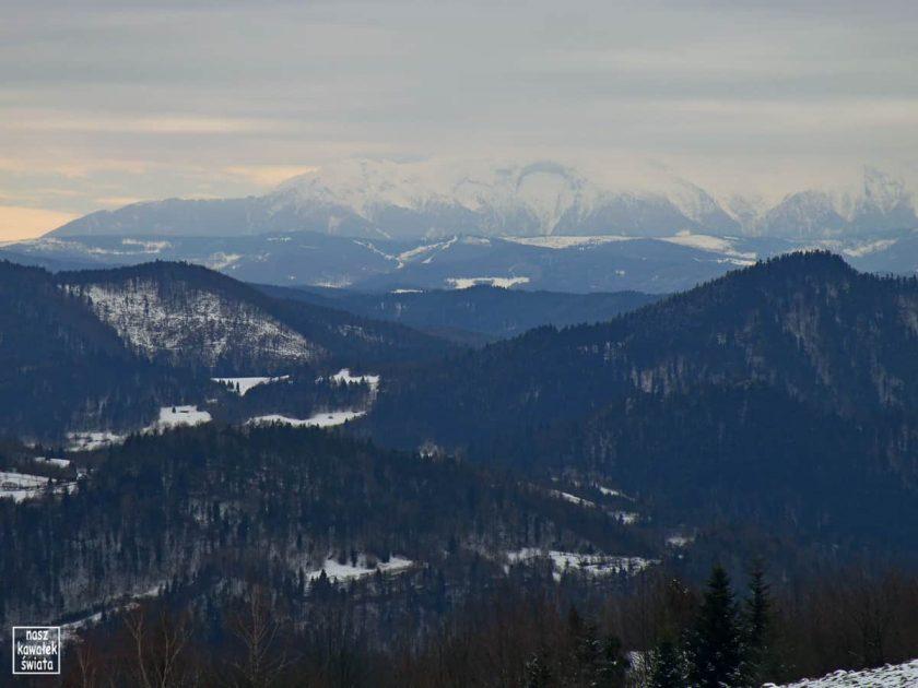Tatry z Bereśnika