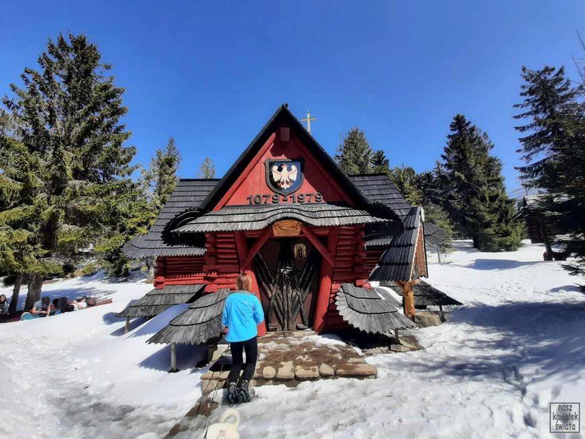 Kaplica Matki Boskiej Leśnej Królowej Gorców