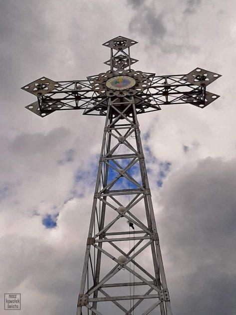 Litwinka - krzyż