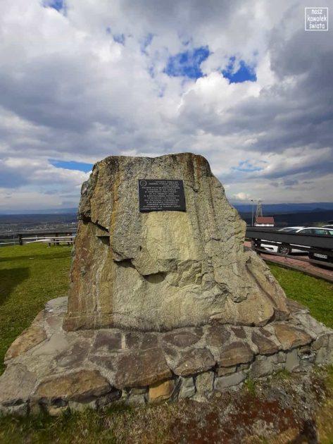 Litwinka - pomnik ku czci lotników