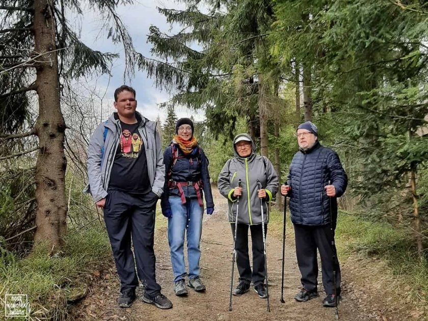 W Górach Lubowelskich