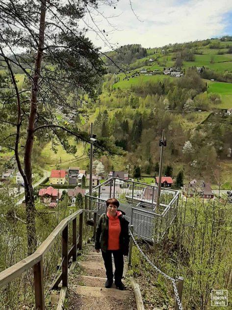 Platforma widokowa na Węgielniku