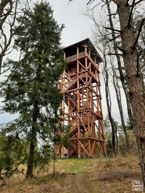 Eliaszówka - wieża widokowa