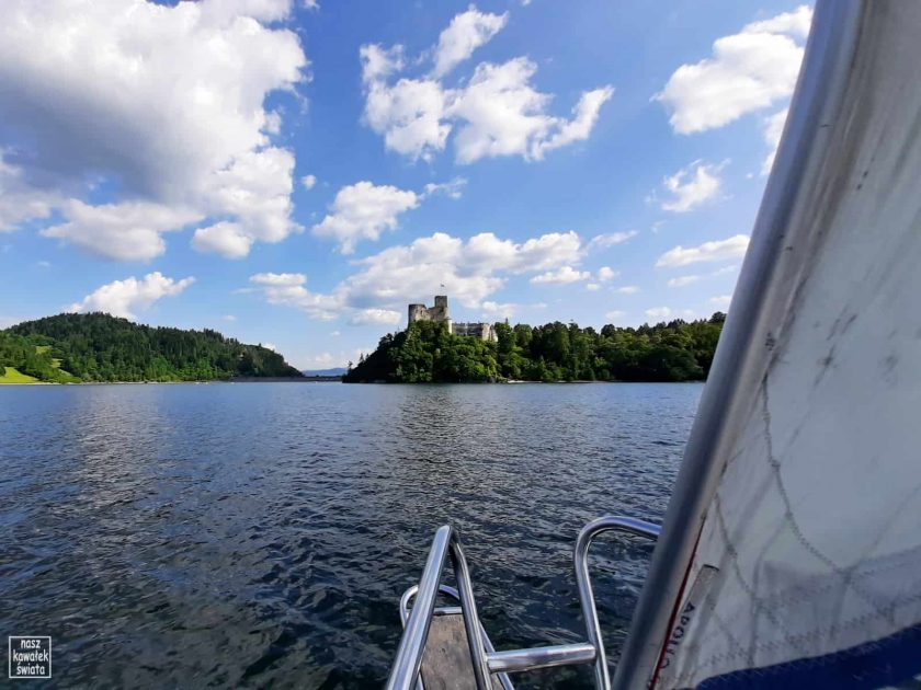 Kurs na Zamek Dunajec