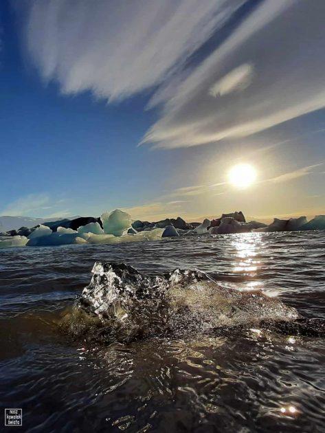 Jokulsarlon - islandzkie lodowe laguny
