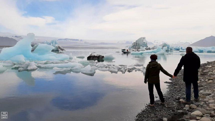 Jokulsarlon - najpiękniejsza laguna lodowa