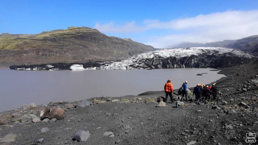 Wycieczka na Solheimajokull