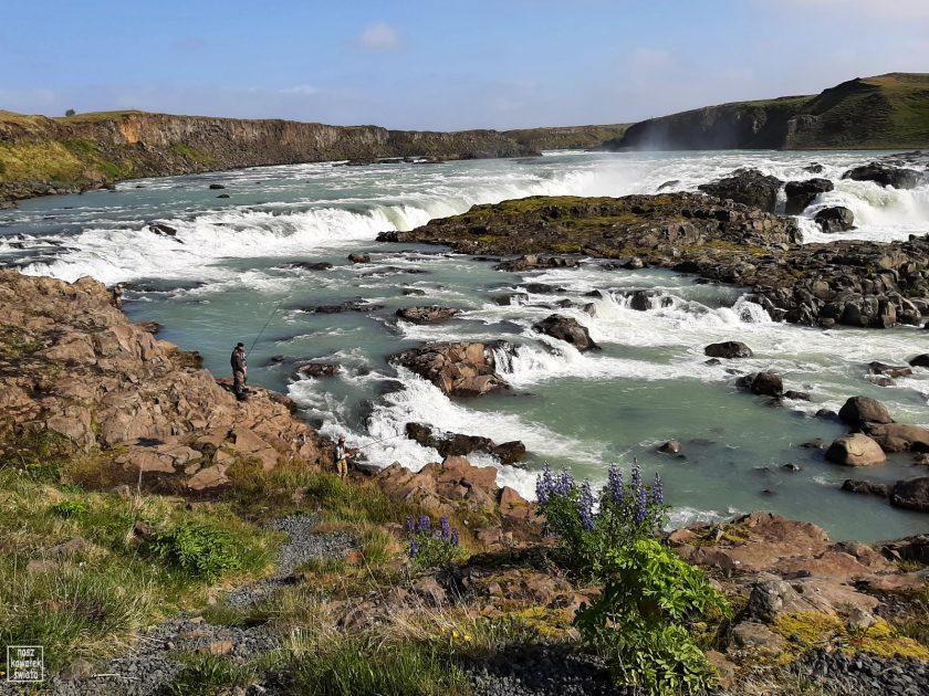 Wodospad Urridafoss