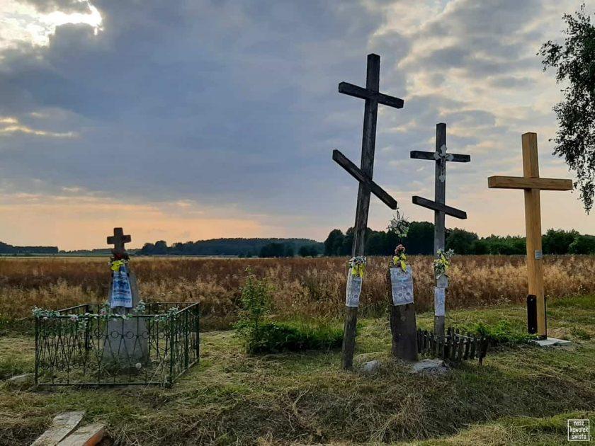 Krzyże w Socach